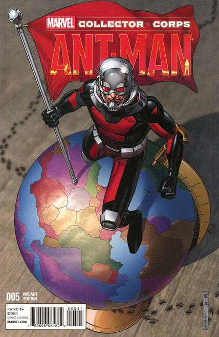 #005 Ant-Man Exclusive Comic Book [Variant Edition]