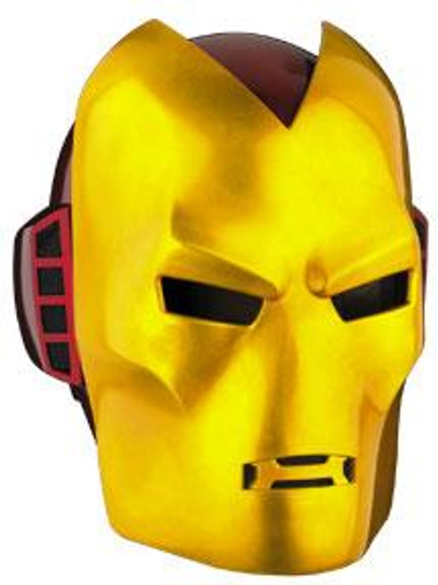 Iron Man Helmet Costume Accessory [Adult, Damaged Package]