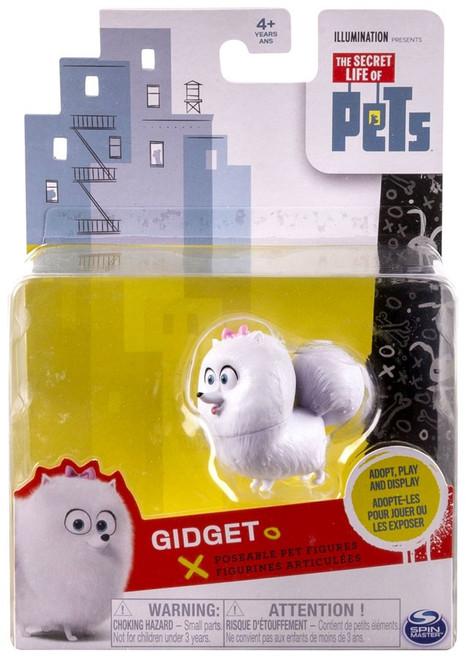 The Secret Life of Pets Poseable Pet Figures Gidget Action Figure