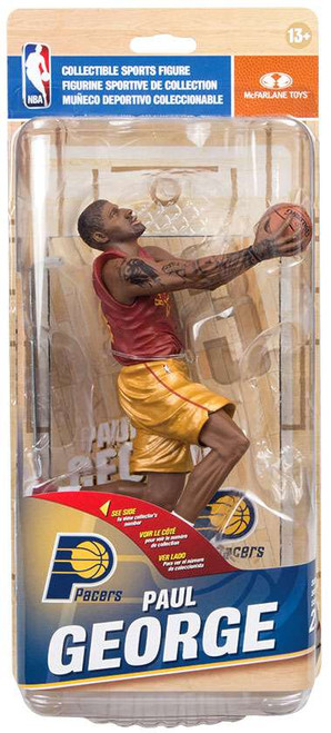 McFarlane Toys NBA Indiana Pacers Sports Picks Series 29 Paul George Action Figure