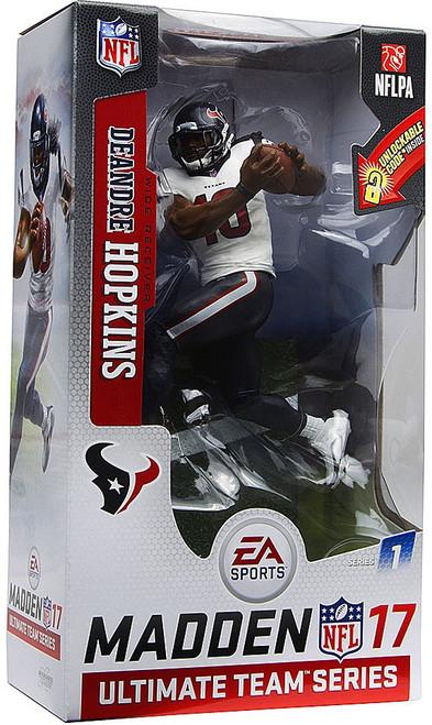 McFarlane Toys NFL Houston Texans EA Sports Madden 17 Ultimate Team Series 1 DeAndre Hopkins Action Figure