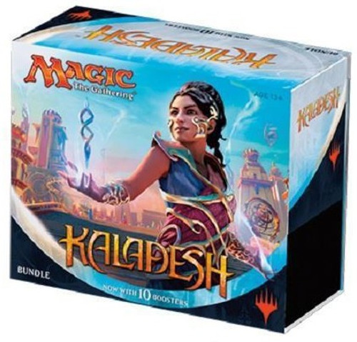 MtG Trading Card Game Kaladesh Bundle [Includes 10 Booster Packs!]