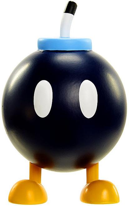 World of Nintendo Super Mario Bob-omb 2.5-Inch Mini Figure