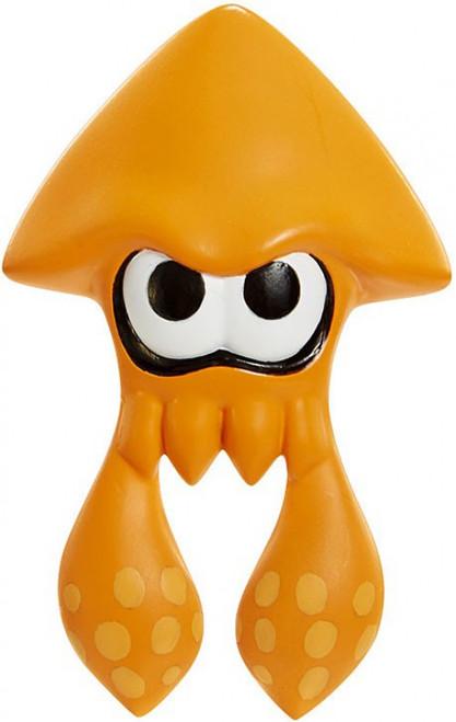 World of Nintendo Splatoon Orange Squid 2.5-Inch Mini Figure [Version 1]