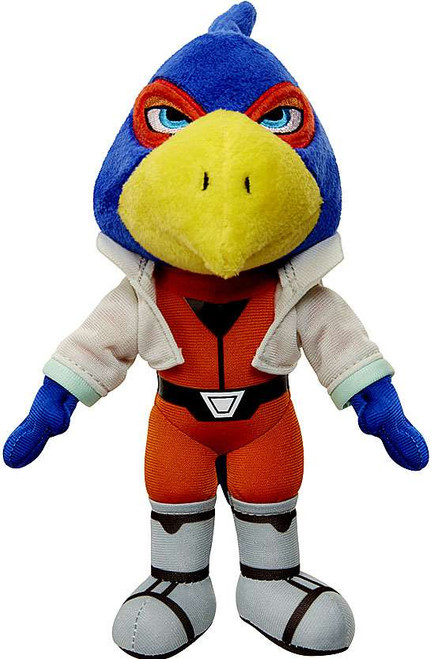 Starfox World of Nintendo Falco Lombardi 7-Inch Plush