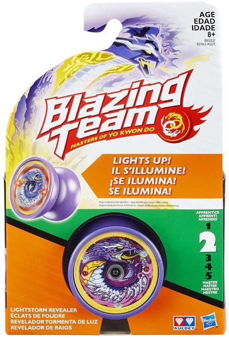 Blazing Team Masters of Yo Kwon Do Lightstorm Revealer Snake Yo-Yo