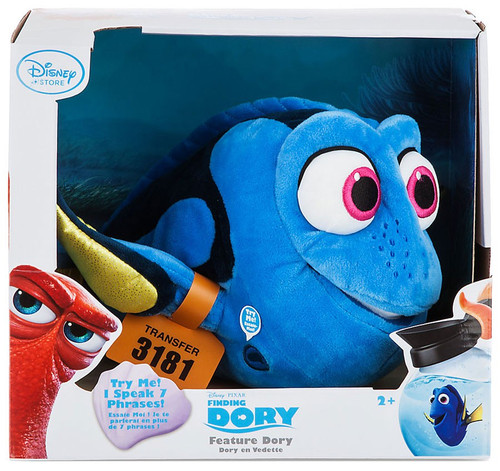 Disney / Pixar Finding Dory Dory Exclusive 14-Inch Talking Plush