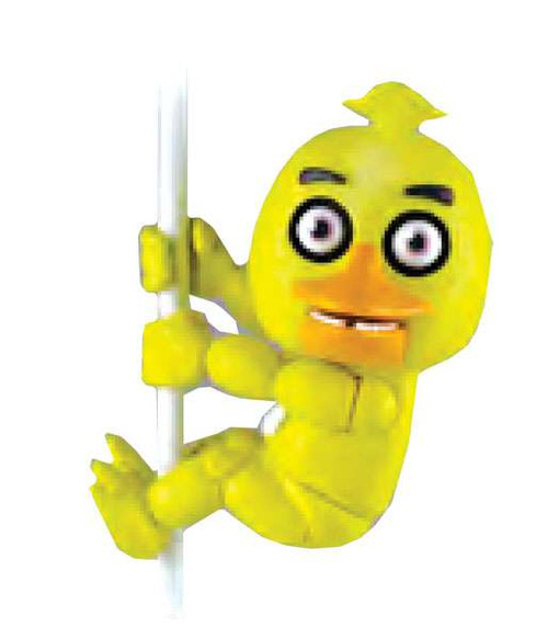 NECA Five Nights at Freddy's Chica 2-Inch Scalers