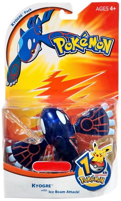 Pokemon 10th Anniversary Kyogre Exclusive Action Figure