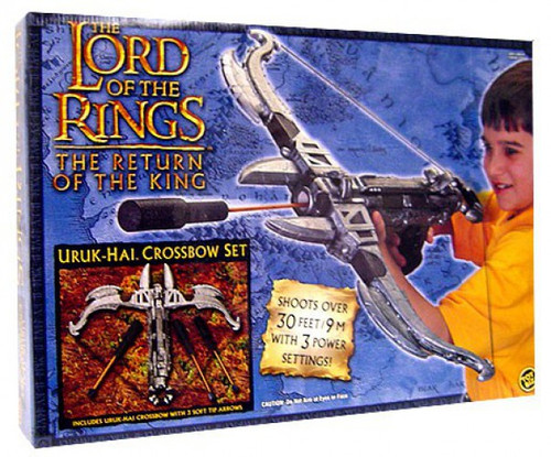 Lord of the Rings Uruk-Hai Crossbow Set