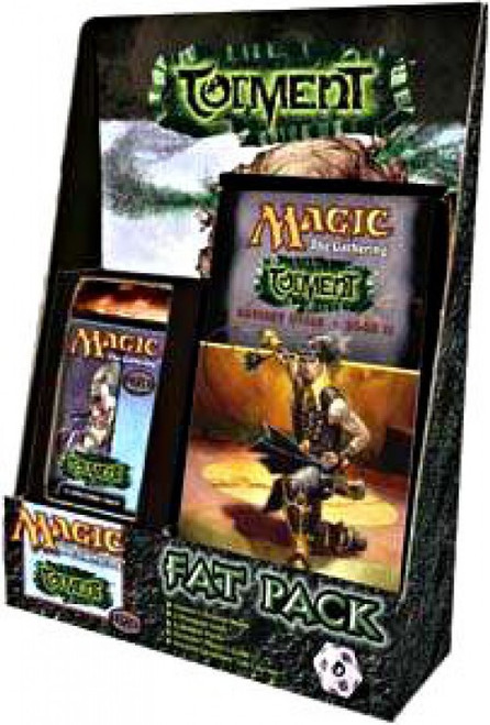 MtG Trading Card Game Torment Fat Pack