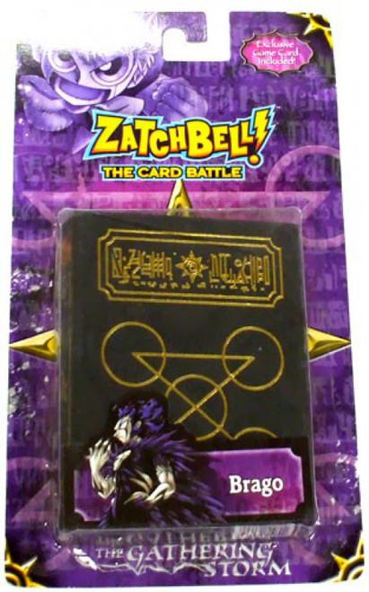 Zatch Bell The Card Battle The Gathering Storm Brago's Black Spell Book Set [Purple Card]