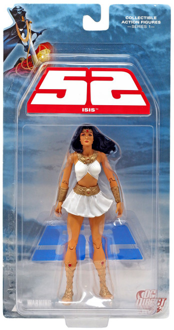 DC 52 Series 1 Isis Action Figure