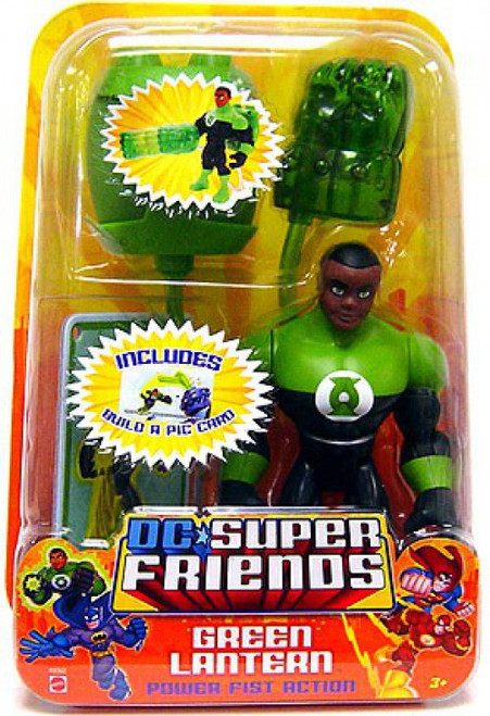 DC Super Friends Green Lantern Action Figure