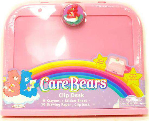 Care Bears Clip Desk Activity Set