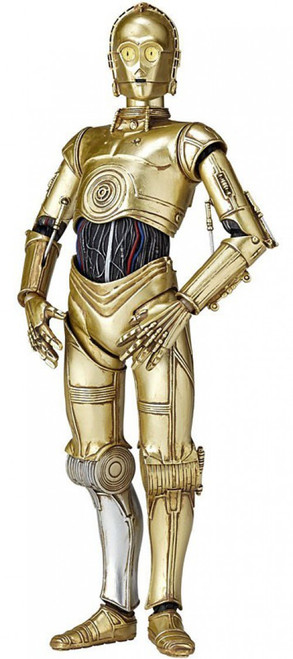Star Wars Revoltech C-3PO Action Figure #003