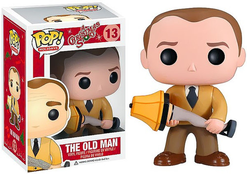 Funko A Christmas Story POP! Holidays The Old Man Vinyl Figure #13 [Damaged Package]