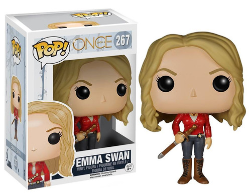 Funko Once Upon a Time POP! TV Emma Swan Vinyl Figure #267