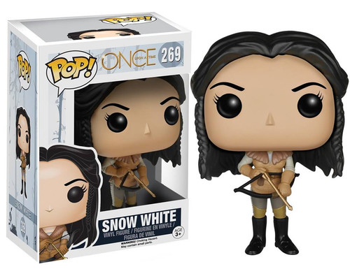 Funko Once Upon a Time POP! TV Snow White Vinyl Figure #269