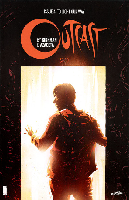 Image Comics Outcast #4 To Light Our Way Comic Book