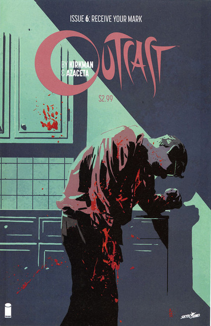Image Comics Outcast #6 Receive Your Mark Comic Book
