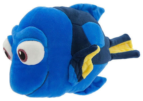 Disney / Pixar Finding Dory Charlie Exclusive 9-Inch Mini Bean Bag Plush