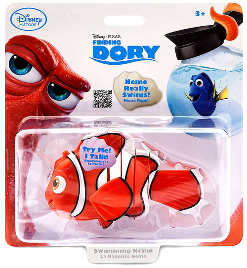 Disney / Pixar Finding Dory Swimming Nemo Exclusive Action Figure