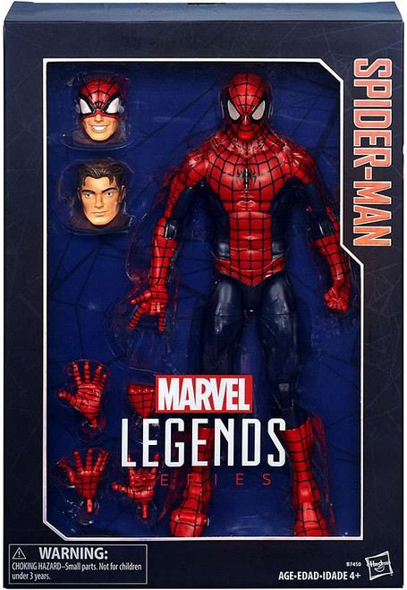 Marvel Legends Spider-Man Deluxe Collector Action Figure