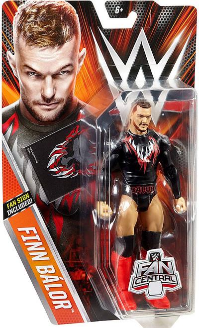 WWE Wrestling Fan Central Finn Balor Exclusive Action Figure