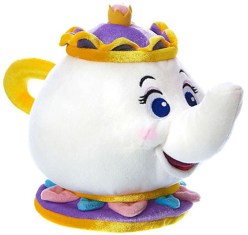 Disney Princess Beauty and the Beast Mrs. Potts Exclusive 7.5-Inch Plush [2016]
