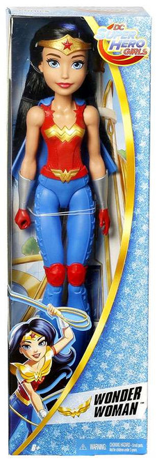 DC Super Hero Girls Wonder Woman 11-Inch Basic Training Doll