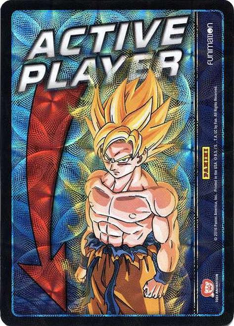 Dragon Ball Z CCG Vengeance Goku Active Player Token