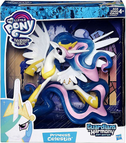 My Little Pony Guardians of Harmony Fan Series Princess Celestia 8-Inch Figure