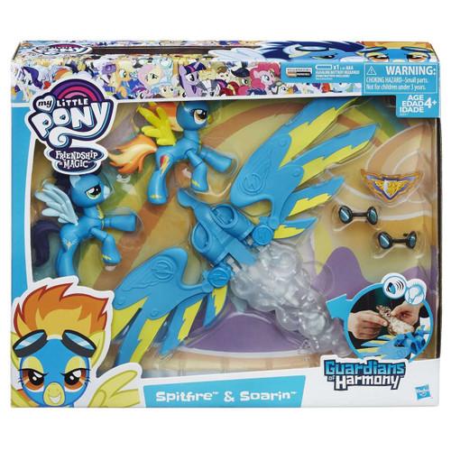 My Little Pony Guardians of Harmony Spitfire & Soarin Figure
