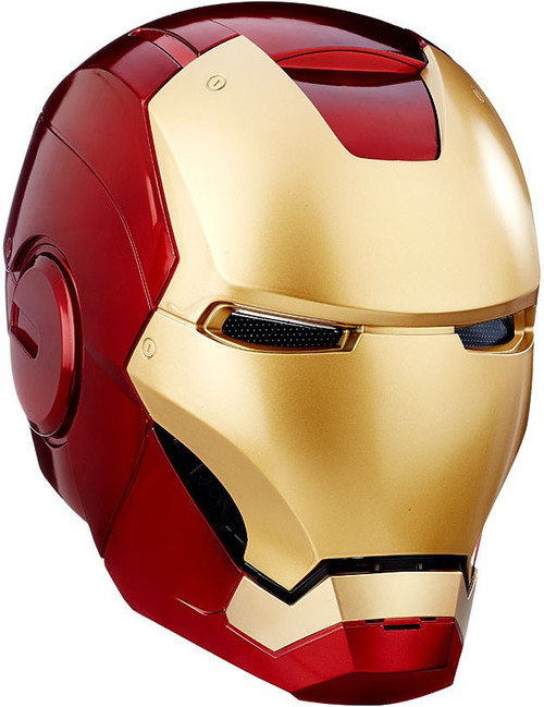 Marvel Legends Gear Iron Man Electronic Helmet