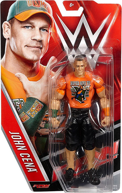 WWE Wrestling Series 64 John Cena Action Figure
