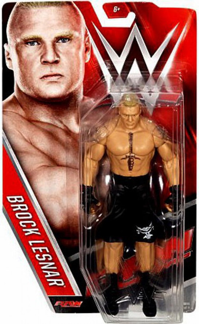 WWE Wrestling Series 64 Brock Lesnar Action Figure