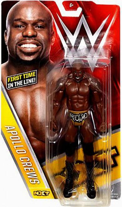 WWE Wrestling Series 64 Apollo Crews Action Figure
