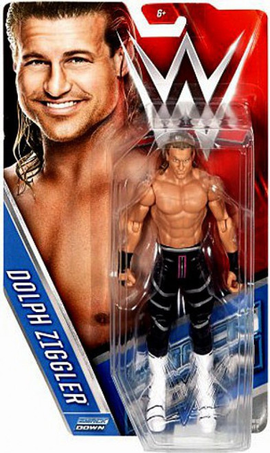 WWE Wrestling Series 64 Dolph Ziggler Action Figure
