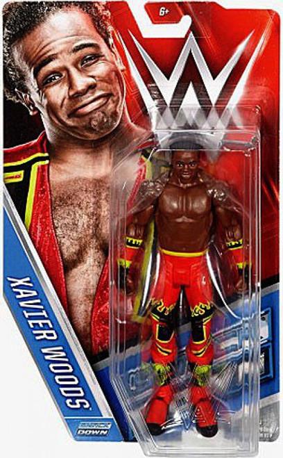 WWE Wrestling Series 64 Xavier Woods Action Figure