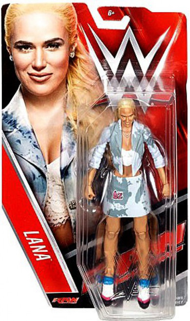 WWE Wrestling Series 64 Lana Action Figure