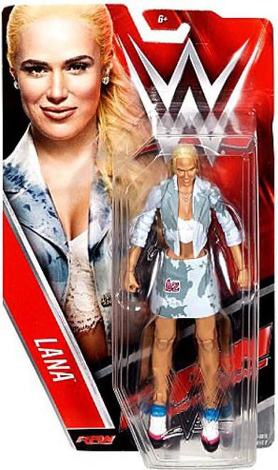 WWE Wrestling Series 64 Lana Action Figure