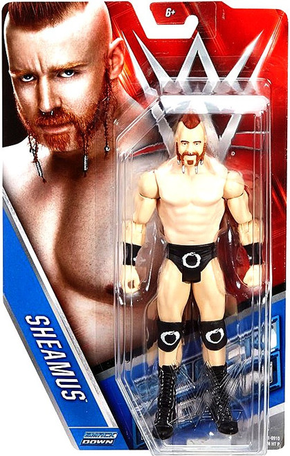 WWE Wrestling Series 65 Sheamus Action Figure