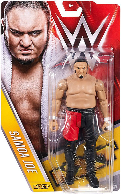 WWE Wrestling Series 65 Samoa Joe Action Figure