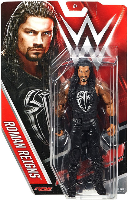 WWE Wrestling Series 65 Roman Reigns Action Figure