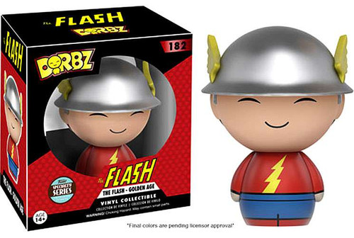 Funko DC Dorbz Flash Exclusive Vinyl Figure [Specialty Series]