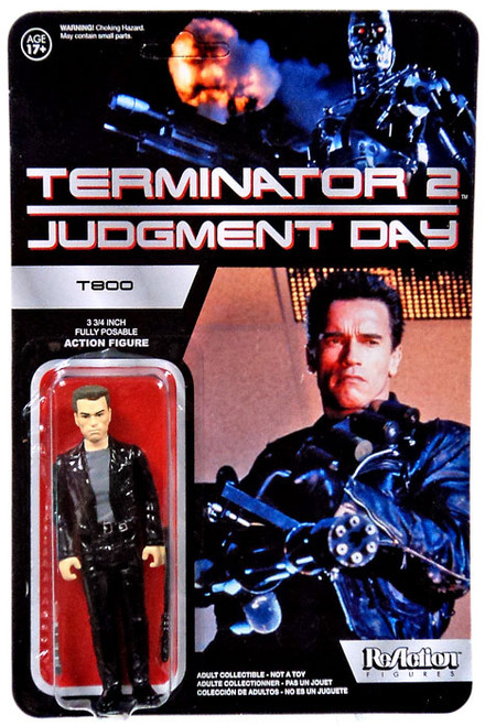 Funko Terminator 2 Judgment Day ReAction T-800 Action Figure [Loose]