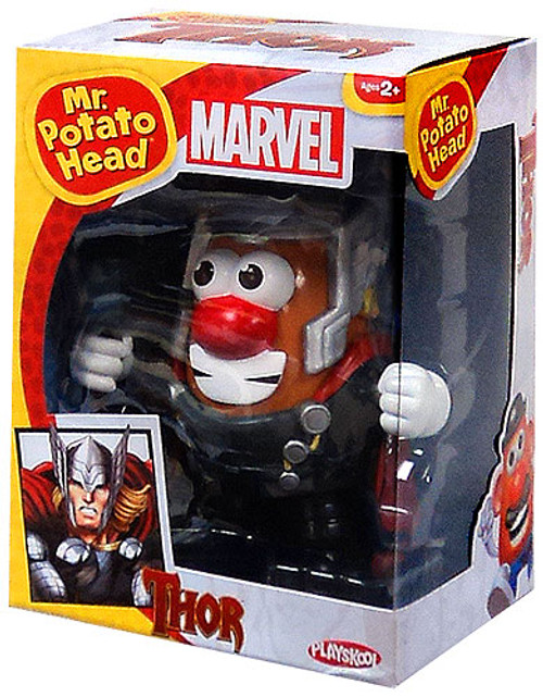 Thor Mr. Potato Head [Spud of Thunder, Damaged Package]