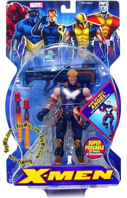 Marvel X-Men Bird of Prey Angel Action Figure [Loose]