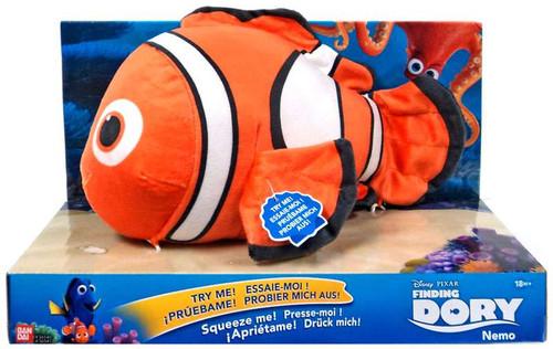 Disney / Pixar Finding Dory Nemo 10-Inch Talking Plush